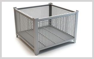 collapsible metal container india