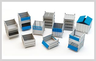 metal containers india