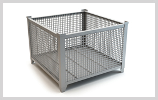 metal stillages manufacturer