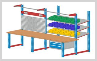 moduler workbench manufacturer