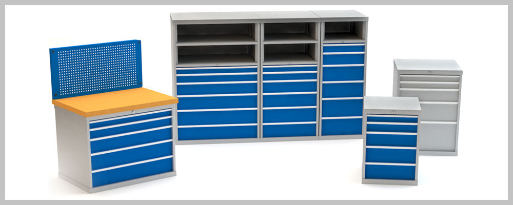 Industrial Cupboard, Tool Cupboard Exporter India