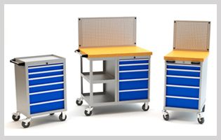 Industial Tool Trolley in india